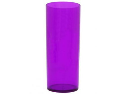 COPO LONG DRINK 320ML - ROXO