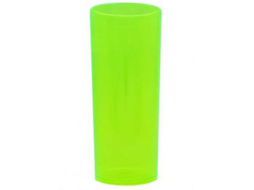 COPO LONG DRINK 320ML - VERDE NEON